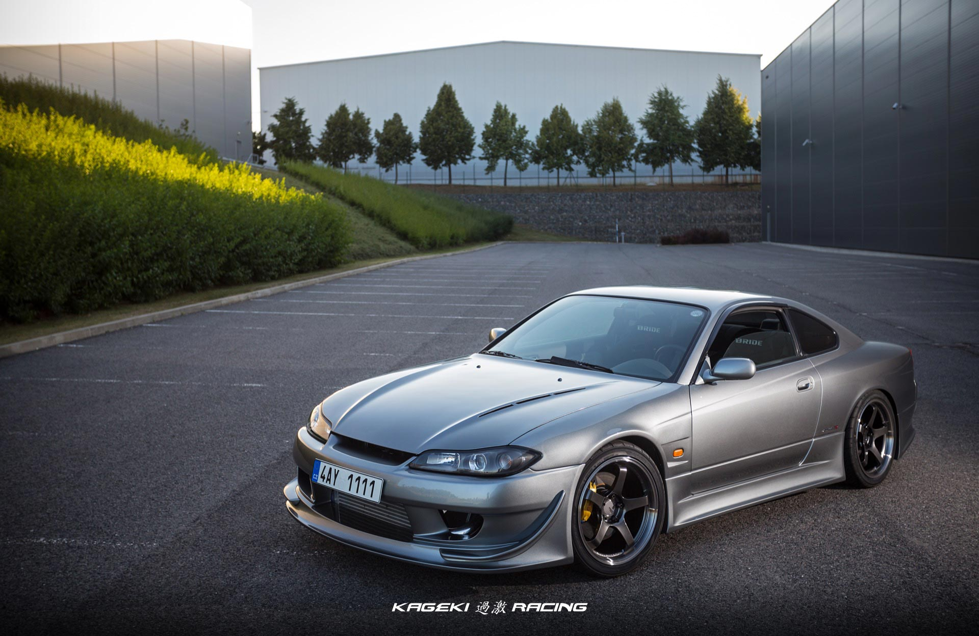 Lhd Nissan Silvia S15 Kageki Racing Expensive Toys For