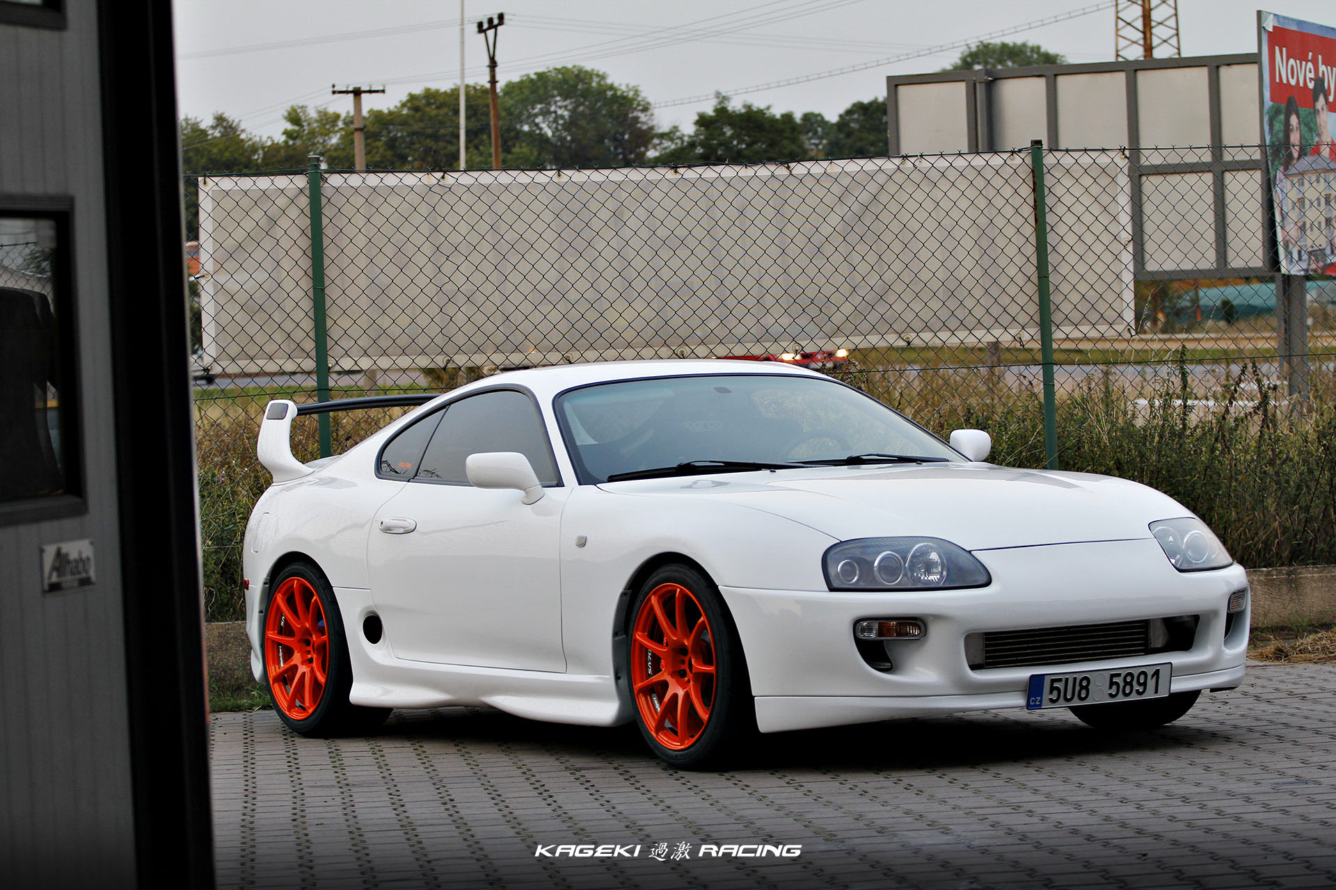 Lhd Toyota Supra Jdm Kageki Racing Expensive Toys For