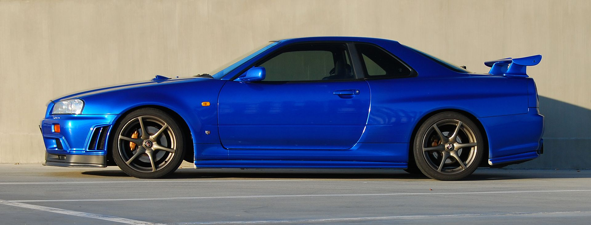 Lhd Conversion Of Nissan Skyline R34 Gtr Or Gtt Kageki