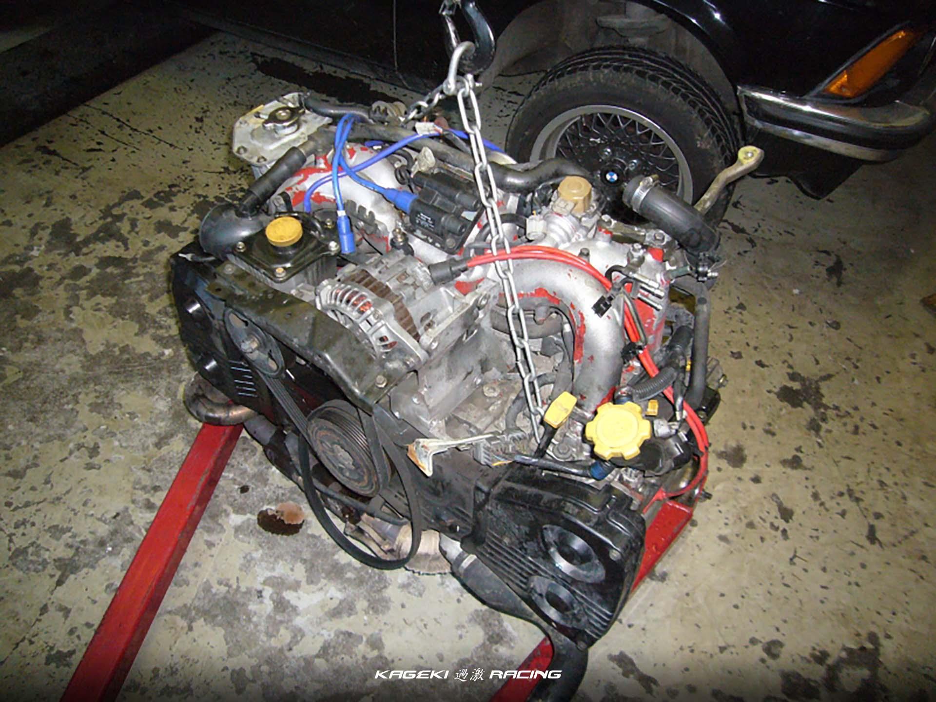 Subaru Impreza STI RA   Kageki Racing - Expensive toys for